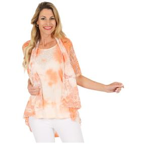 VV 2 in 1 Shirt 'Senay' multicolor