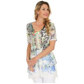 VIVACE Shirt 'Kamil' multicolor