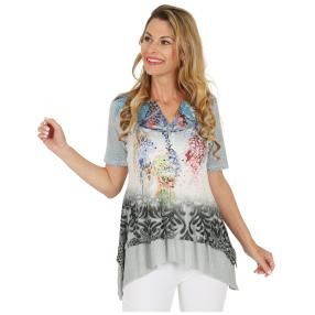 VIVACE Shirt 'Selin' multicolor