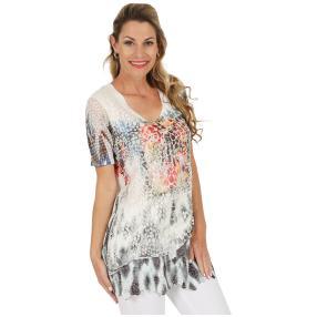 VV Shirt 'Adalya' multicolor