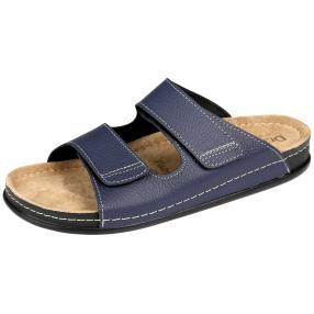 Dr. Feet Herren Lederpantolette