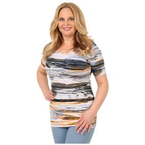 RÖSSLER SELECTION Damen-Shirt 'Brenda' multicolor