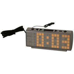 Vintage UKW-Uhrenradio