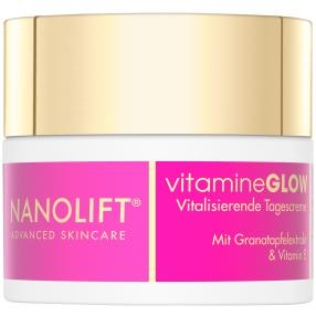 Nanolift vitamineGLOW Tagescreme 50 ml