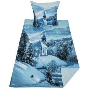 WinterDreams Bettwäsche 2-teilig, Berglandschaft