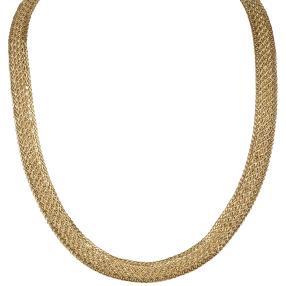 Collier 585 Gelbgold