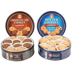 Buttercookies 2er Set