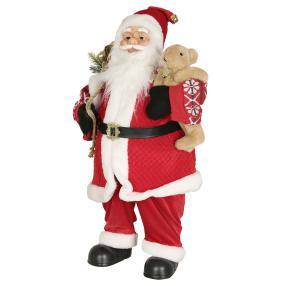 Weihnachtsmann 'Bastian', 80 cm