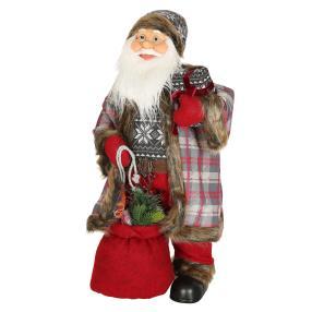 Weihnachtsmann 'Darius', 80 cm