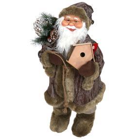 Weihnachtsmann 'Birk', 80 cm