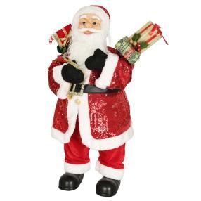 Weihnachtsmann 'Hannes', 80 cm