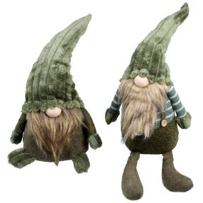 Gnome grün 2er-Set