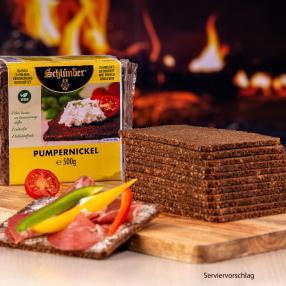 Schlünder Pumpernickel Brot