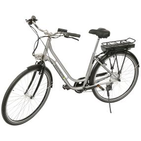 Saxonette E-Bike Fashion, silber