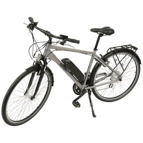 Saxxx E-Bike Touring, silber