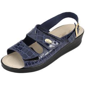 SANITAL LIGHT Leder-Sandale