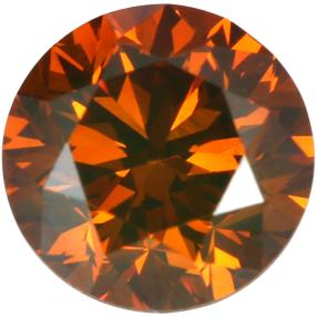 Brillant orange min. 0,50 ct.