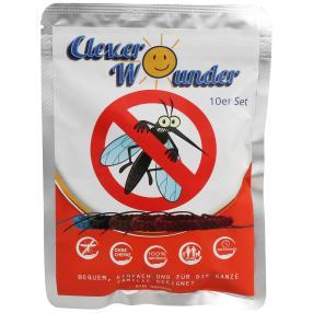 Clever Wounder Leder-Mückenschutzband
