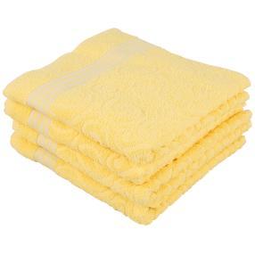 Handtuch 4tlg. vanille