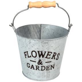 Blumenkübel Lifetime garden weiß
