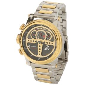 "INVICTA Herren Chronograph ""S1 Rally"" bicolor"