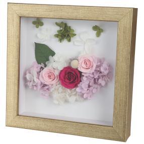 Wandbild Rosen rosé-pink