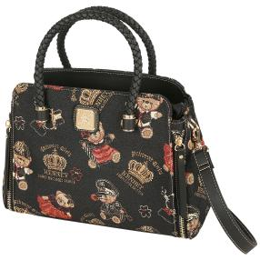 Henney Bear Bowlingbag CROWN BEAR