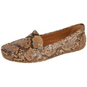 TOPWAY Comfort Damen-Slipper Snake