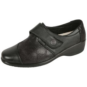 TOPWAY Comfort Damen-Slipper Metallic