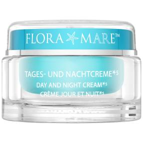 FLORA MARE Tages-Nachtcreme Anti-Aging 100ml