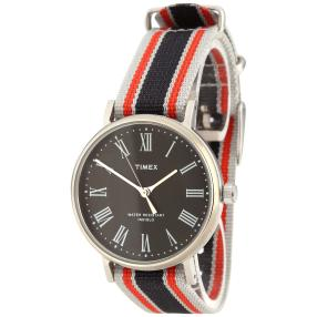 "Timex Unisexuhr ""Fairfield Avenue"" Quarz schwarz"
