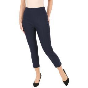 Damen Hose 'Classyfy' dunkelblau Inch 25
