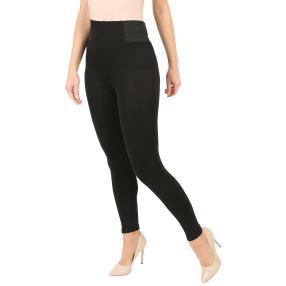 Damen Leggings 'Chic' schwarz Inch 25
