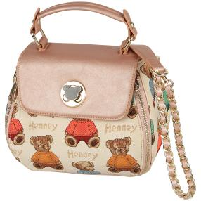 Henney Bear Henkeltasche MULTI COLOR BEAR
