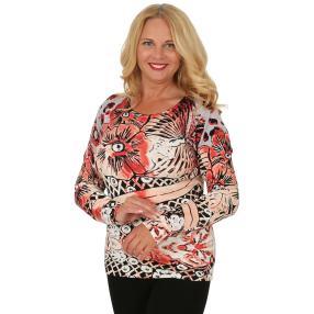 MILANO Design Pullover 'Avane', mehrfarbig