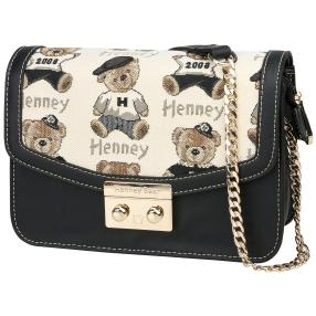 Henney Bear Set HENNEY PASSWORD/CROWN BEAR