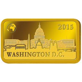 Goldbarren Capitol Washington 2015
