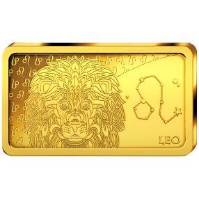 Goldbarren Löwe 2020