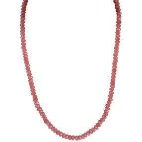 Collier AAA Rhodochrosit, ca. 125 ct.