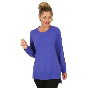 Cashmerelike by BLUE SEVEN Pullover, royalblau