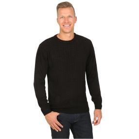 Cashmerelike by BLUE SEVEN Pullover, schwarz