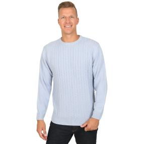 Cashmerelike by BLUE SEVEN Herren-Pullover