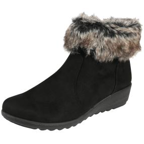 Cushion-walk® Damen-Stiefeletten Tasha