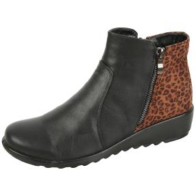 Cushion-walk® Damen-Stiefeletten Jade