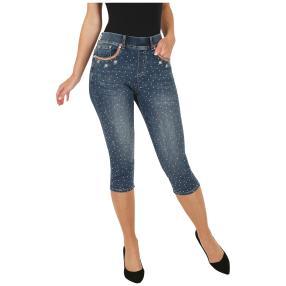 mocca by Jutta Leibfried Jeans jeansblau