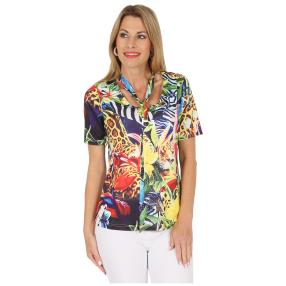 mocca by Jutta Leibfried Shirt multicolor