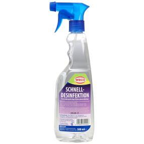 WECO Schnell-Desinfektion 500 ml