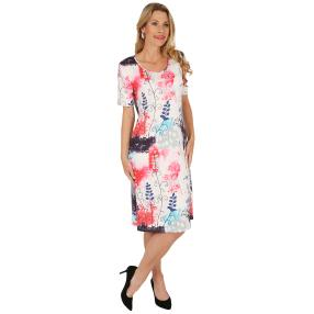 FASHION NEWS Damen-Kleid 'Calvi' multicolor