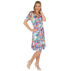 FASHION NEWS  Damen-Kleid 'Avensan' multicolor