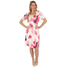 FASHION NEWS Damen-Kleid 'Vernier' multicolor